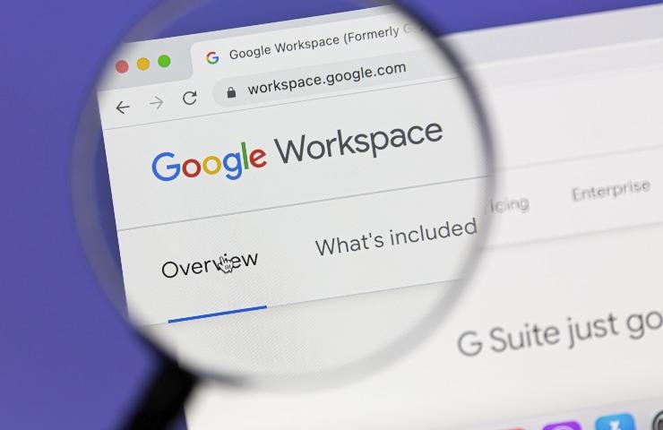 Google Workspace, la versione base è gratis