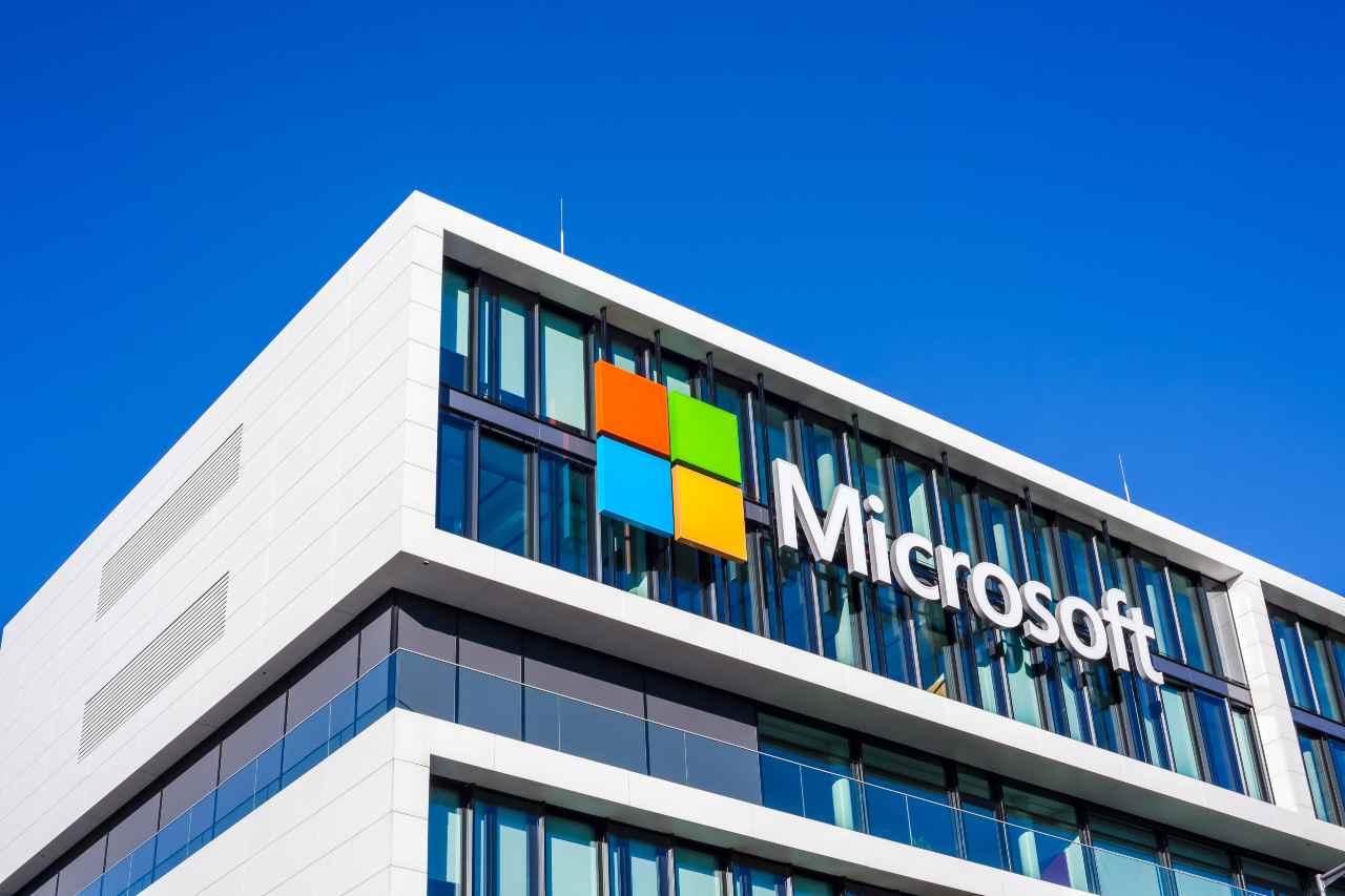 Microsoft, la sede (Adobe Stock)