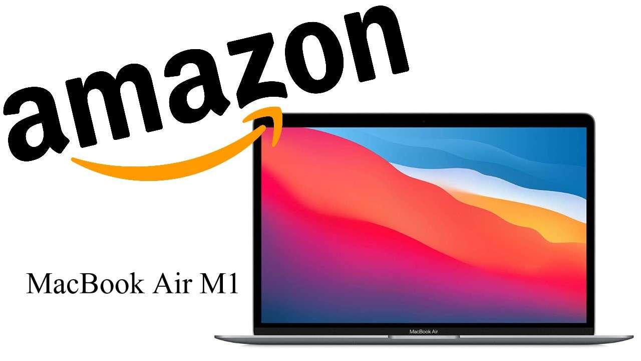 Sconto Amazon su su MacBook Air M1