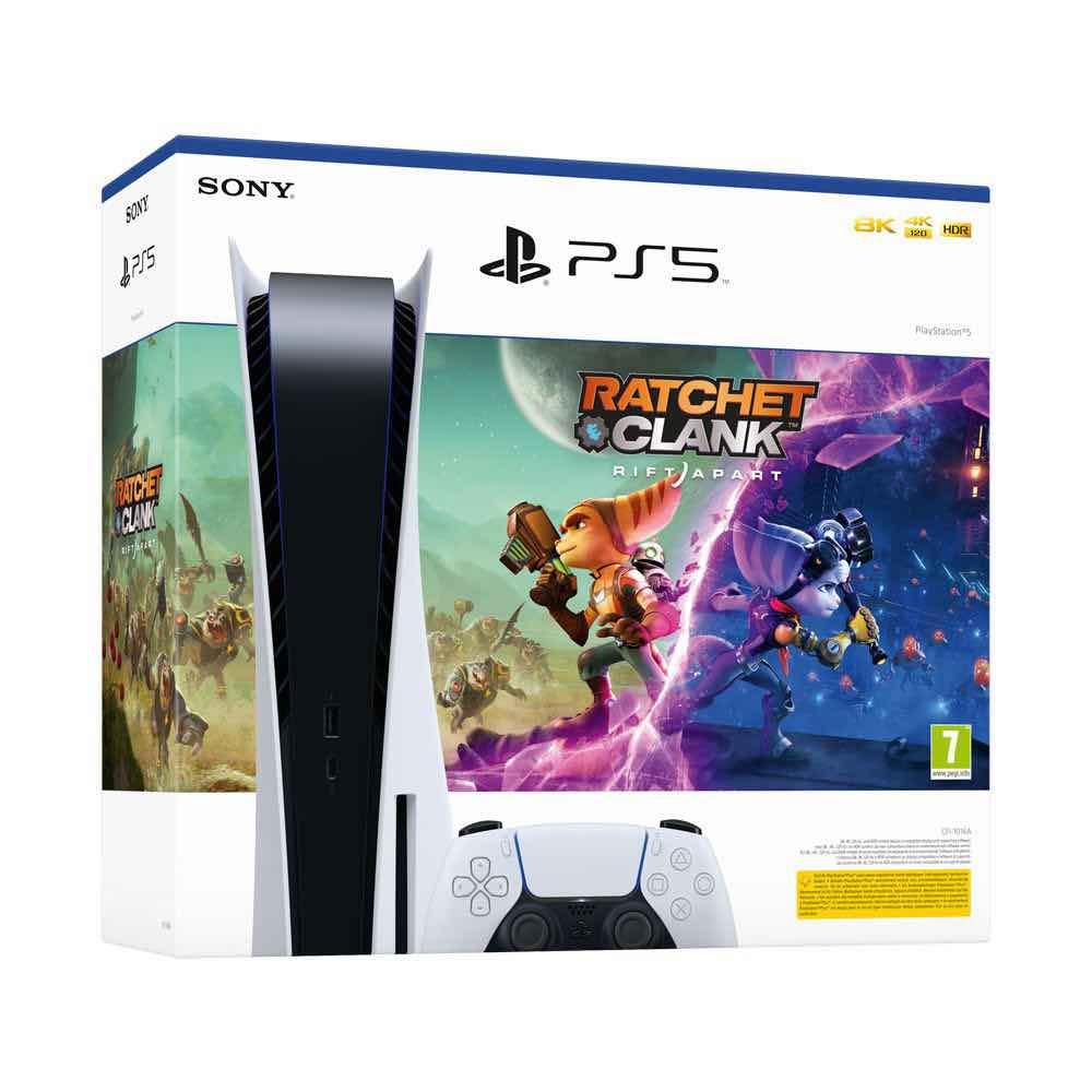 PS5 disponibile questa settimana