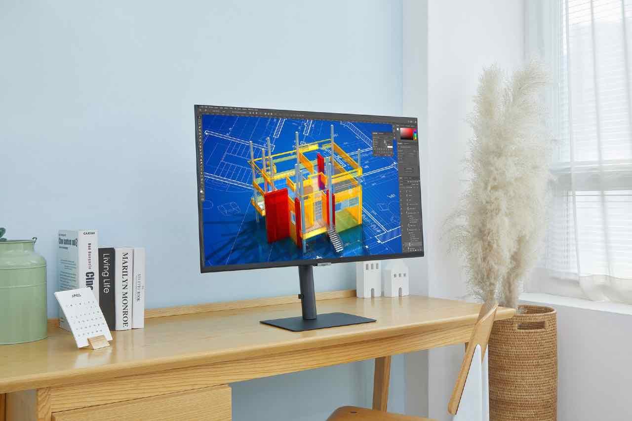 Samsung: pronta una nuova linea di monitor