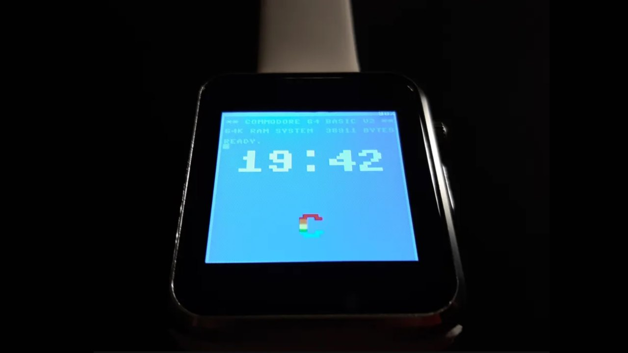 Smartwatch Watch 64