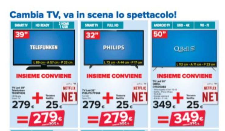 Smartphone Oppo e Amazfit in offerta sul volantino Carrefour