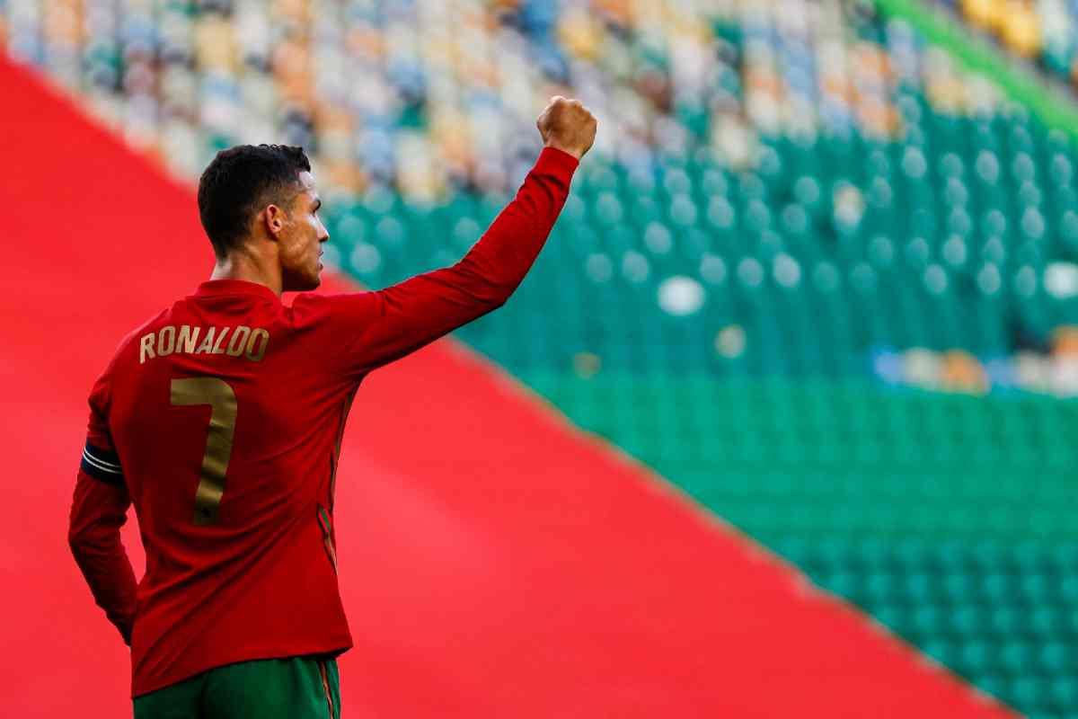Cristiano Ronaldo, numero uno anche sui social (federazione portoghese)