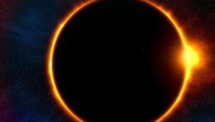 Eclissi solare in diretta video streaming (Foto LaStampa)