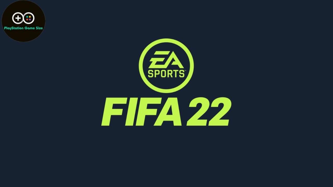 Fifa 22, il nuovo logo