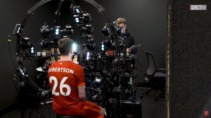 Fifa 22 potrebbe essere diverso fra next e old gen (Foto LFCTV)