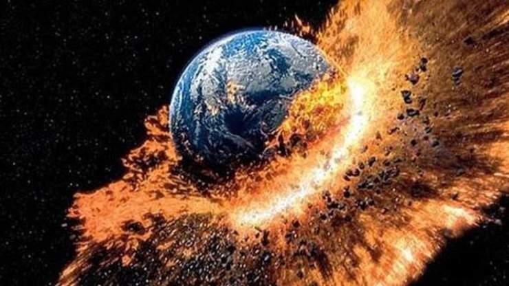 Quando finirà il mondo? Fra tanti anni... (Foto IlSecoloXIX)