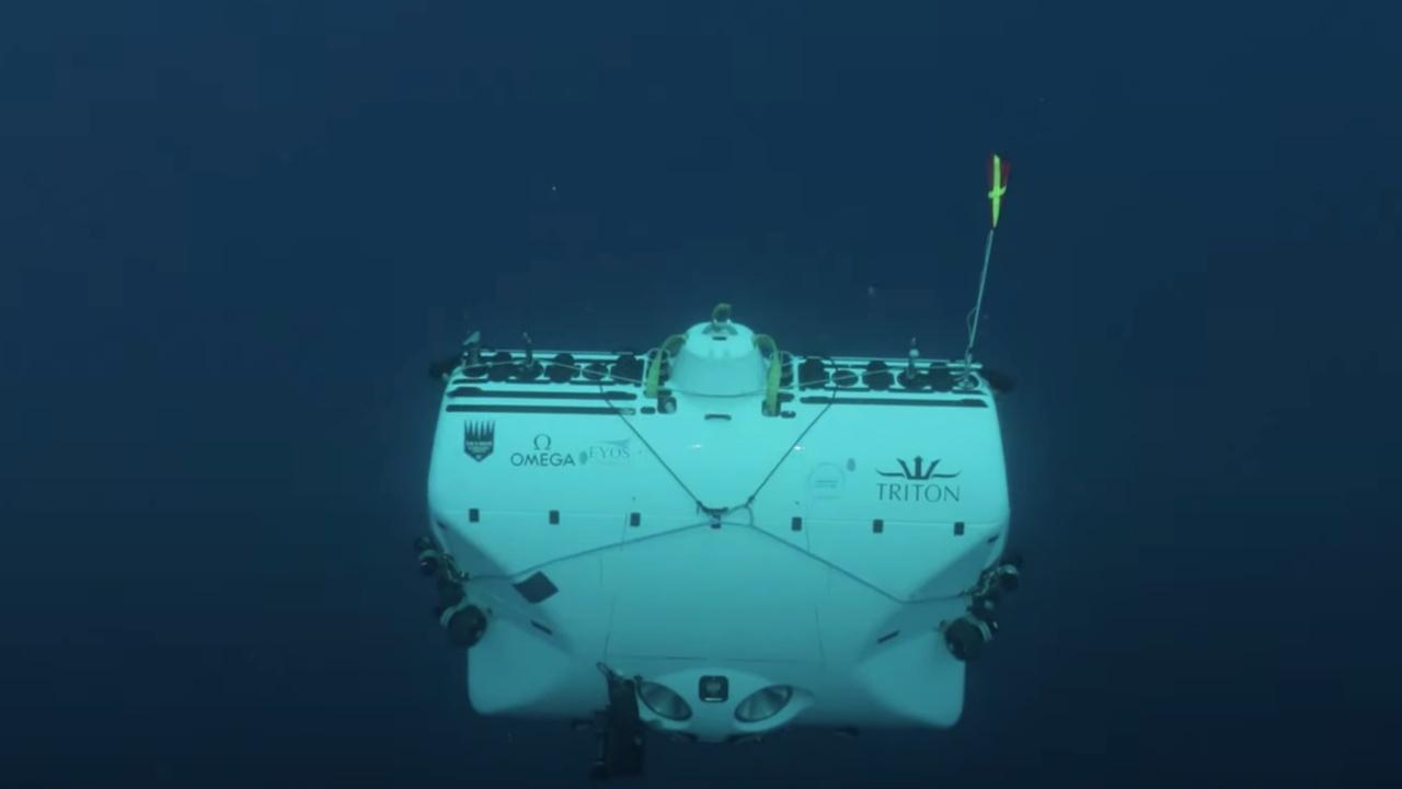 Plastica nella terza fossa oceanica più profonda al mondo (Foto 3Box)