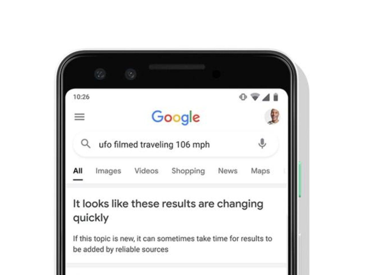 Google, novità nelle ricerche (Foto Corriere.it)