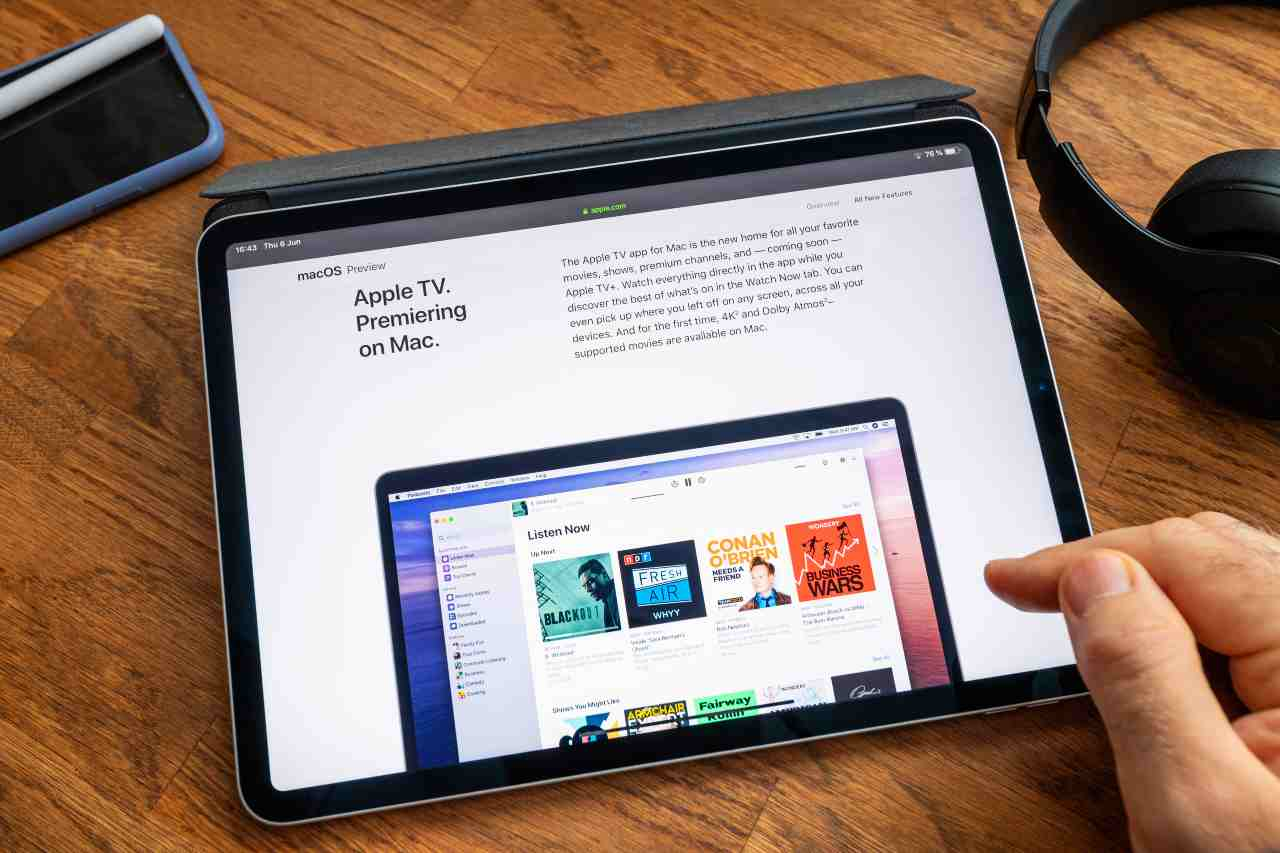 iPad Pro (Adobe Stock)