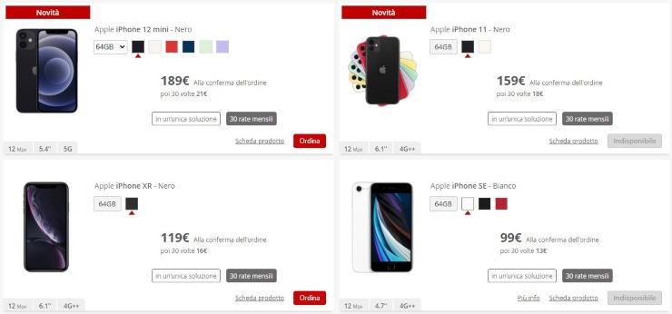 Ecco le offerte per iPhone di Iliad