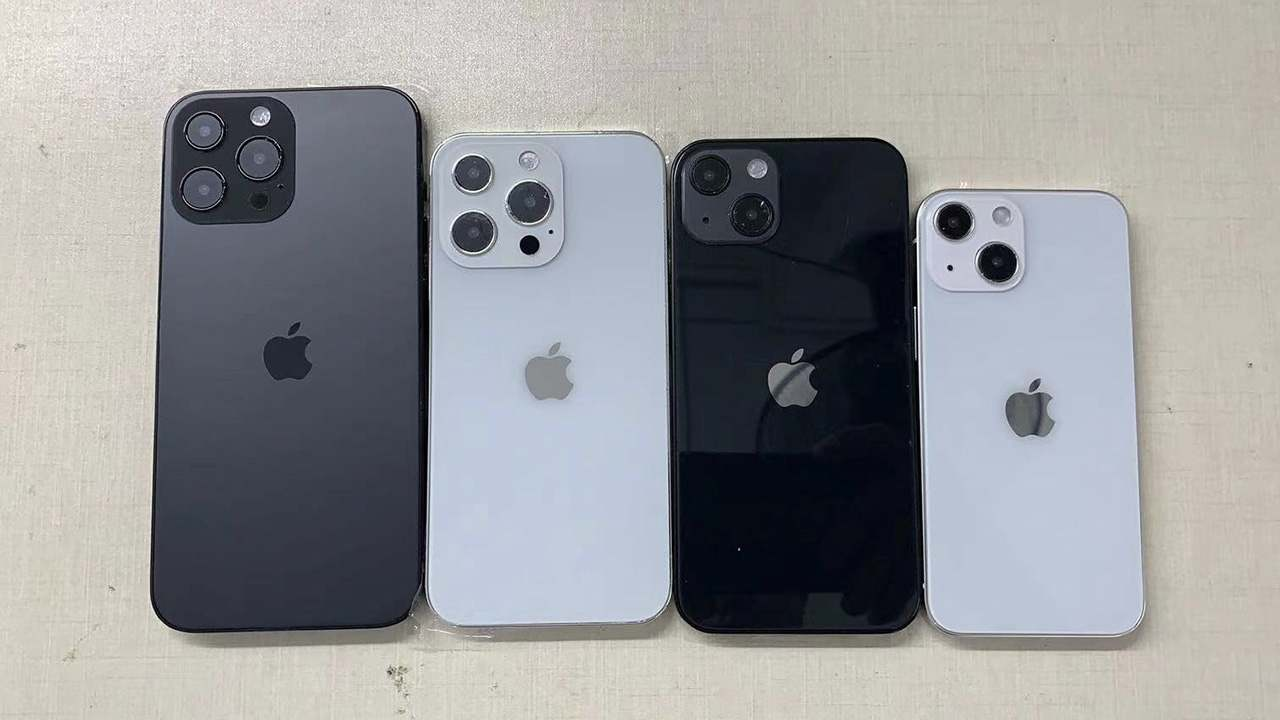 iPhone 13, ecco come potrebbe chiamarsi