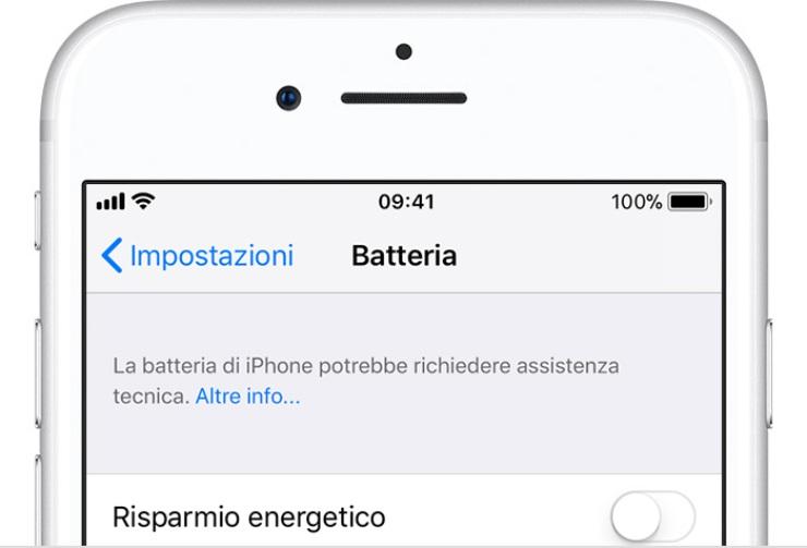 iPhone in assistenza poi la brutta sorpresa (Foto Apple)