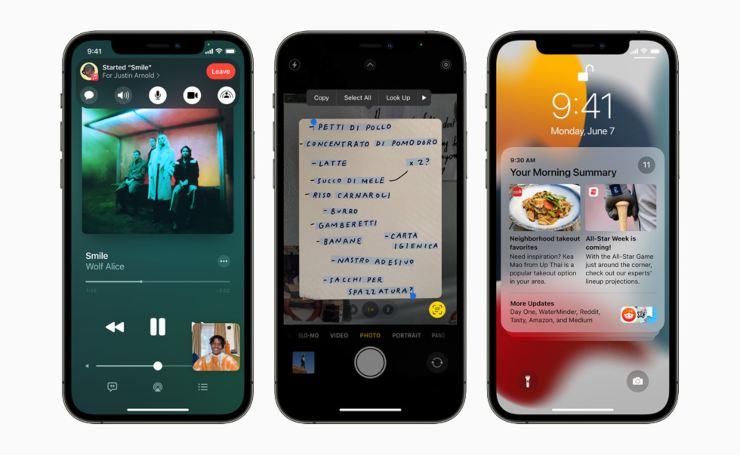 iPhone, con iOS 15 la rivoluzione