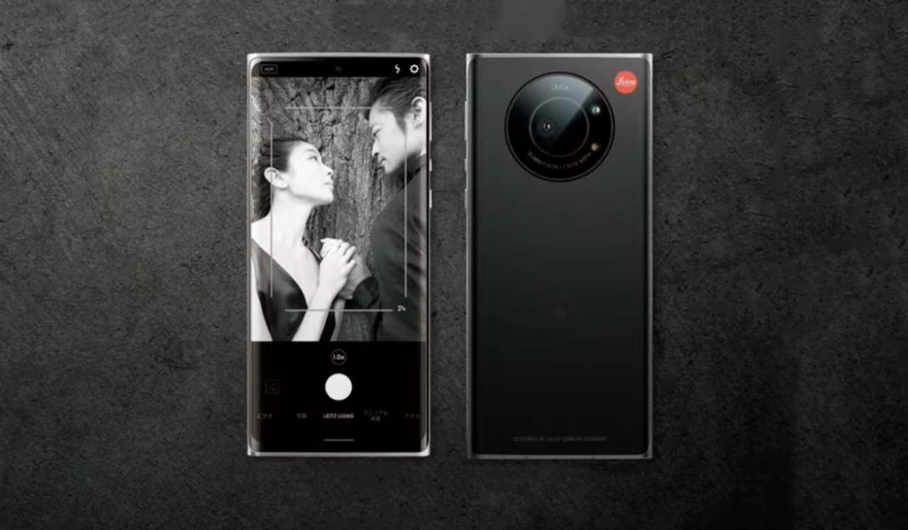 Leitz Phone 1 (Foto Gsmarena)