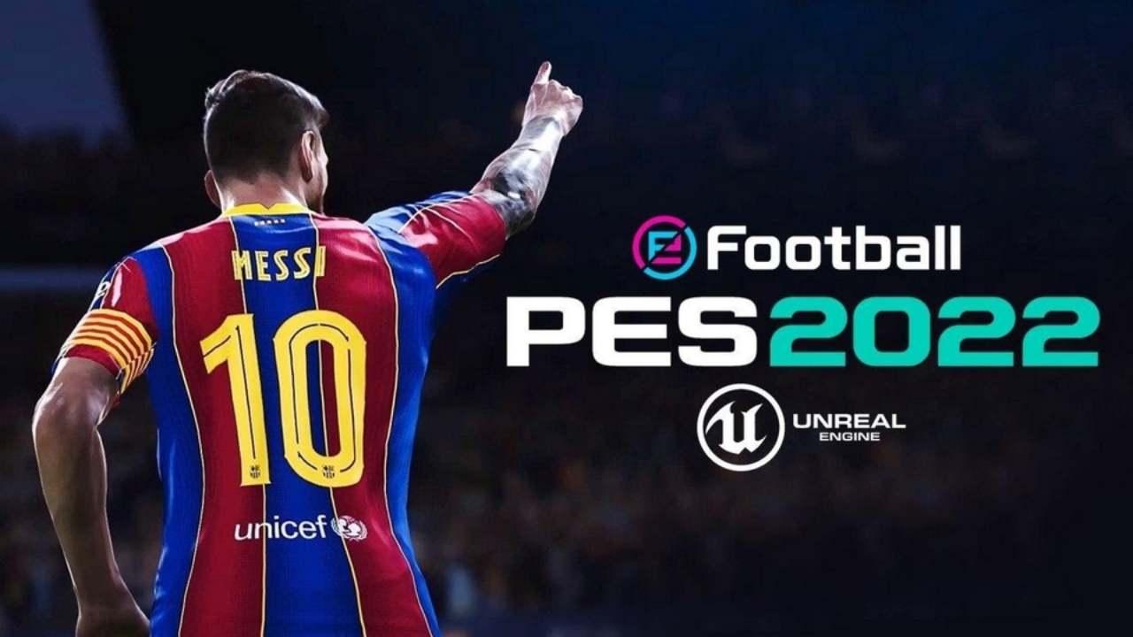 PES 2022, l'ultima novità