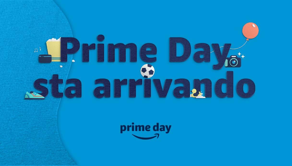 Amazon Prime Day ufficiale