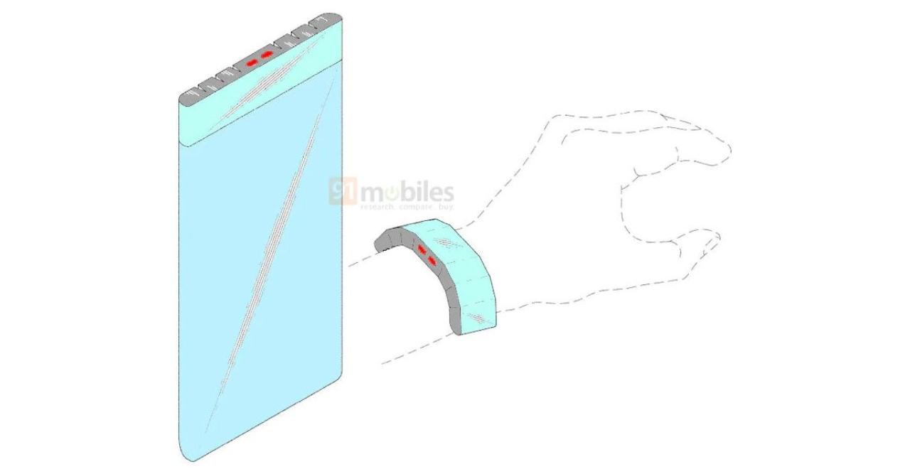 Samsung, il brevetto rivoluzionario