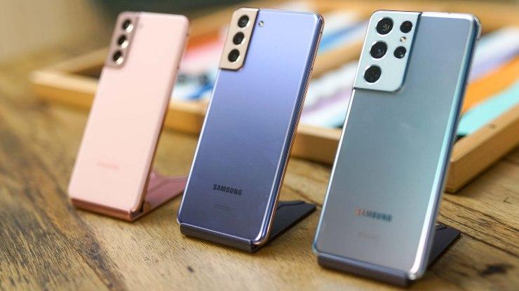 Samsung Galaxy S22 in versione mini? (Foto Tomsguide)