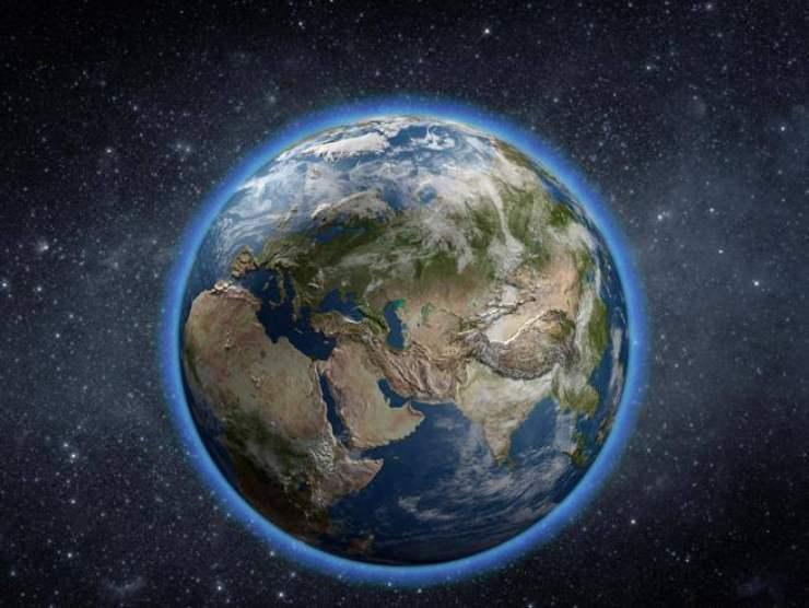 La Terra sta perdendo peso (Foto Corriere.it)