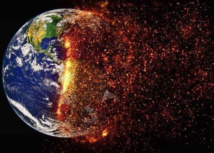 Terra, la Nasa lancia l'allarme (Foto IlMeteo)