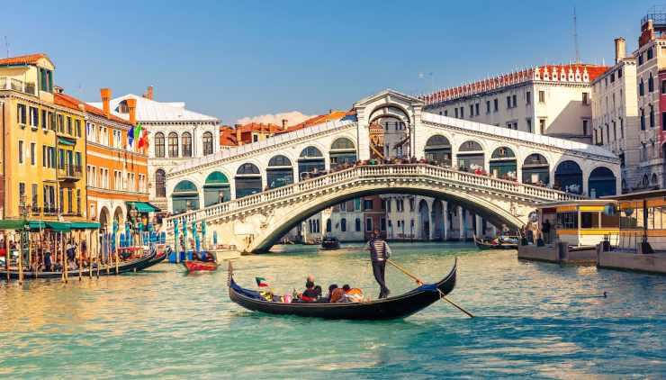 Venezia, l'ultimo studio sul clima (Foto SiViaggia)