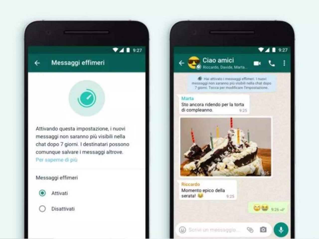 WhatsApp, il trucco messaggi (Foto Corriere.it)