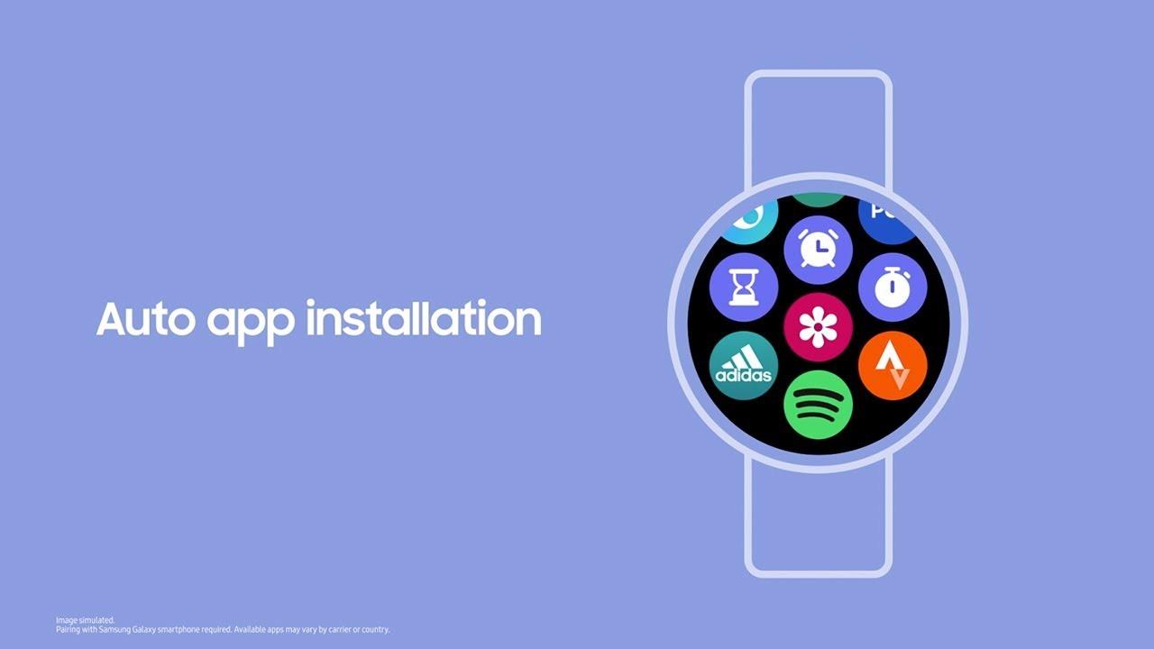 Samsung rivoluziona il mondo degli smartwatch con One UI Watch (foto Samsung)