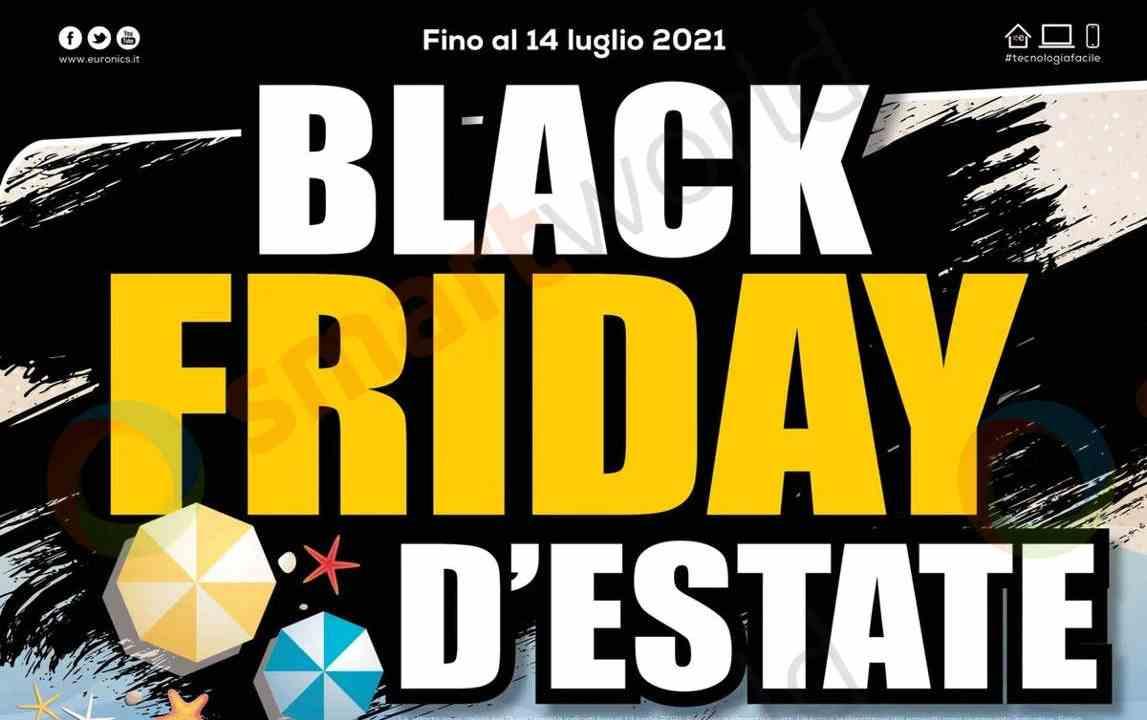 Black Friday Euronics (foto Euronics)