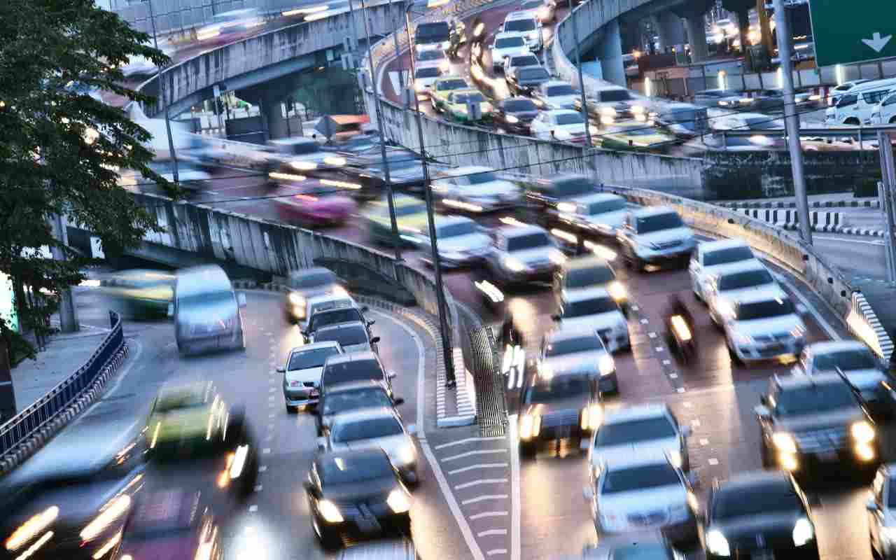 Nasce il software anti traffico (Adobestock)