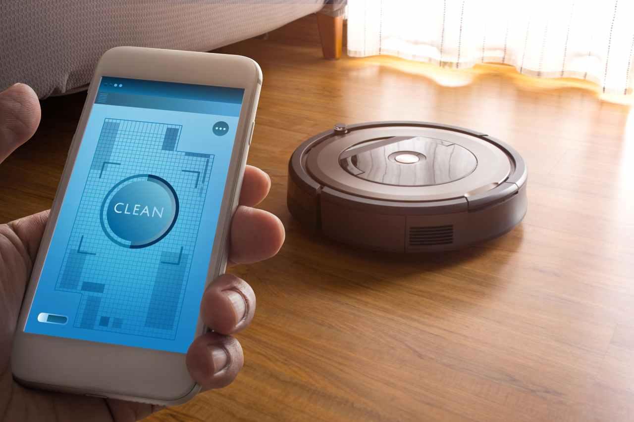 Facebook rivoluziona la casa con la scansione degli ambienti della casa (foto AdobeStock)