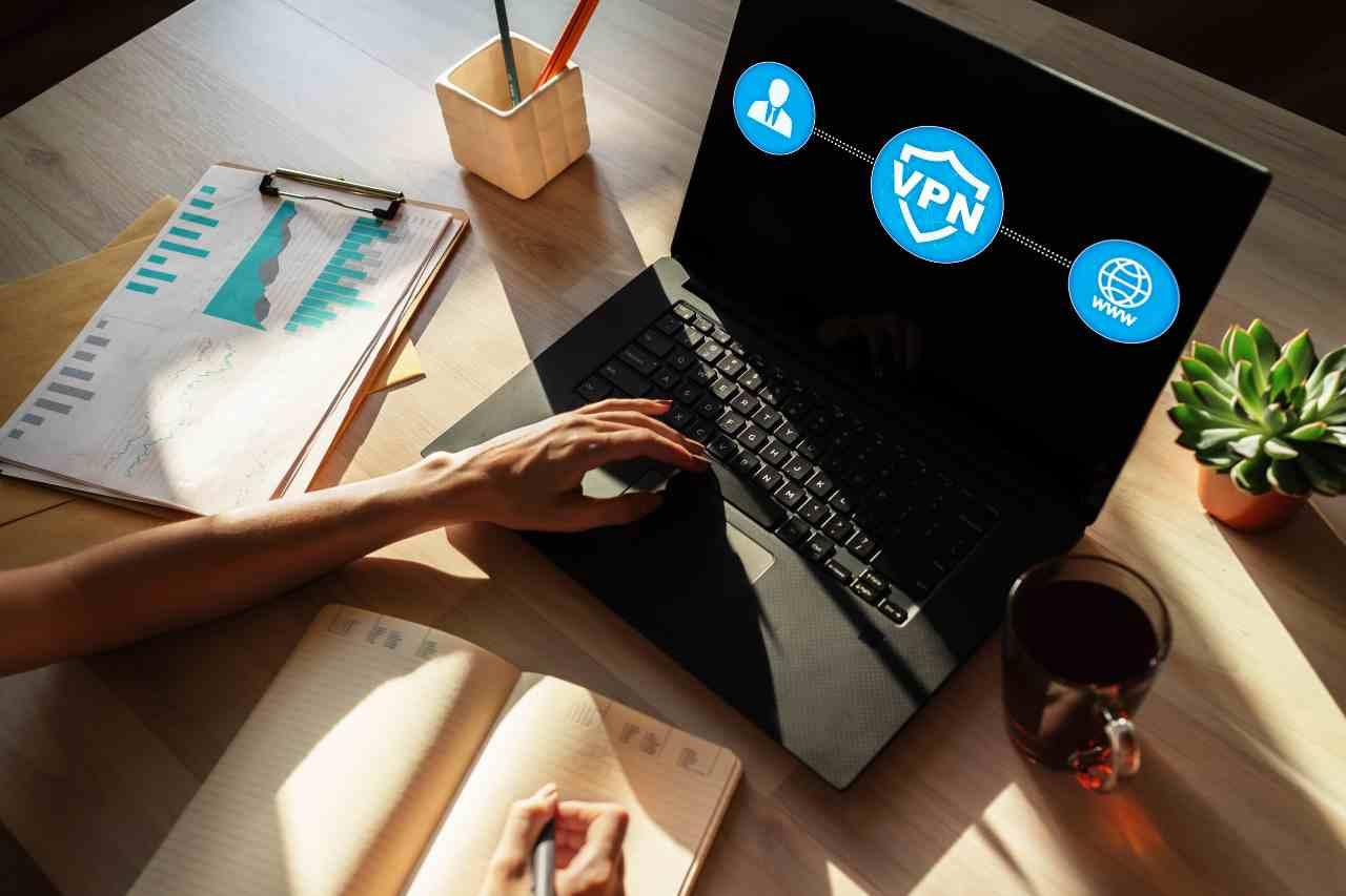Arriva il VPN di Mozilla (foto Adobestock)