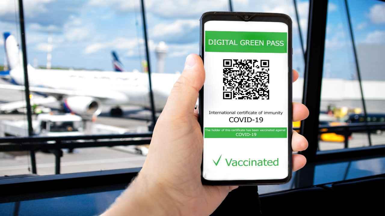 Green Pass, recuperare il codice Authcode: ora puoi farlo anche se non hai ricevuto l'SMS