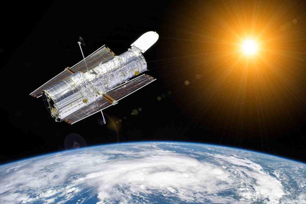 Il telescopio spaziale Hubble torna a inviare spettacolari foto dallo spazio (foto Adobestock)
