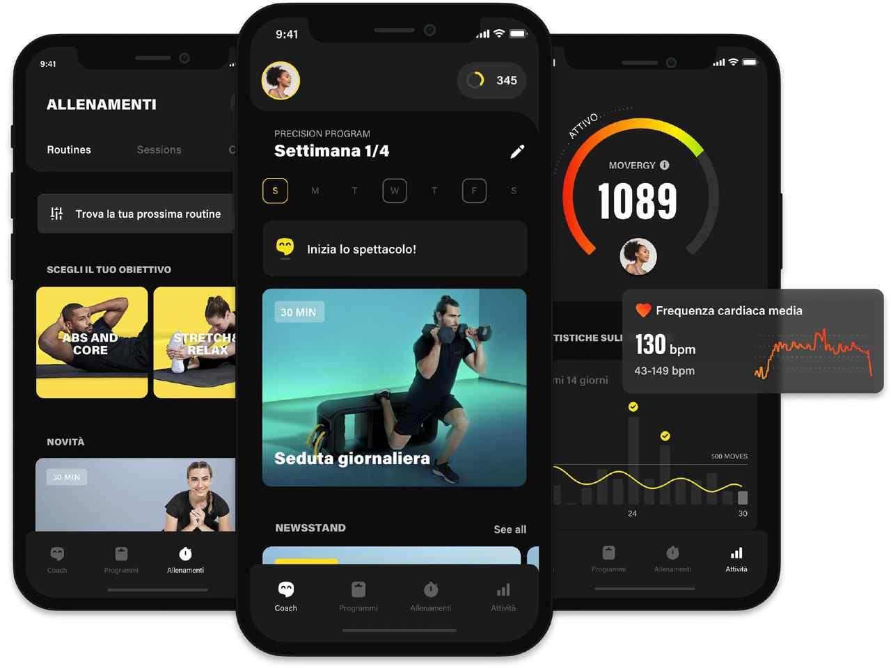 App Technogym
