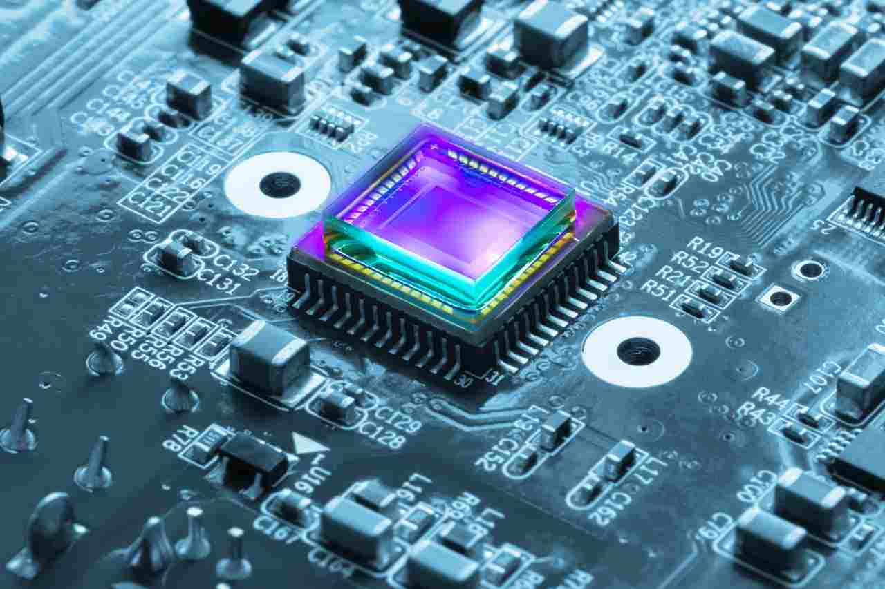 Chip ottico (Adobe Stock)