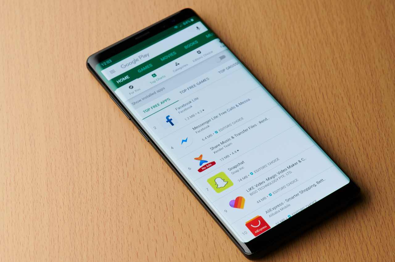 Google Play Store (Adobe Stock)