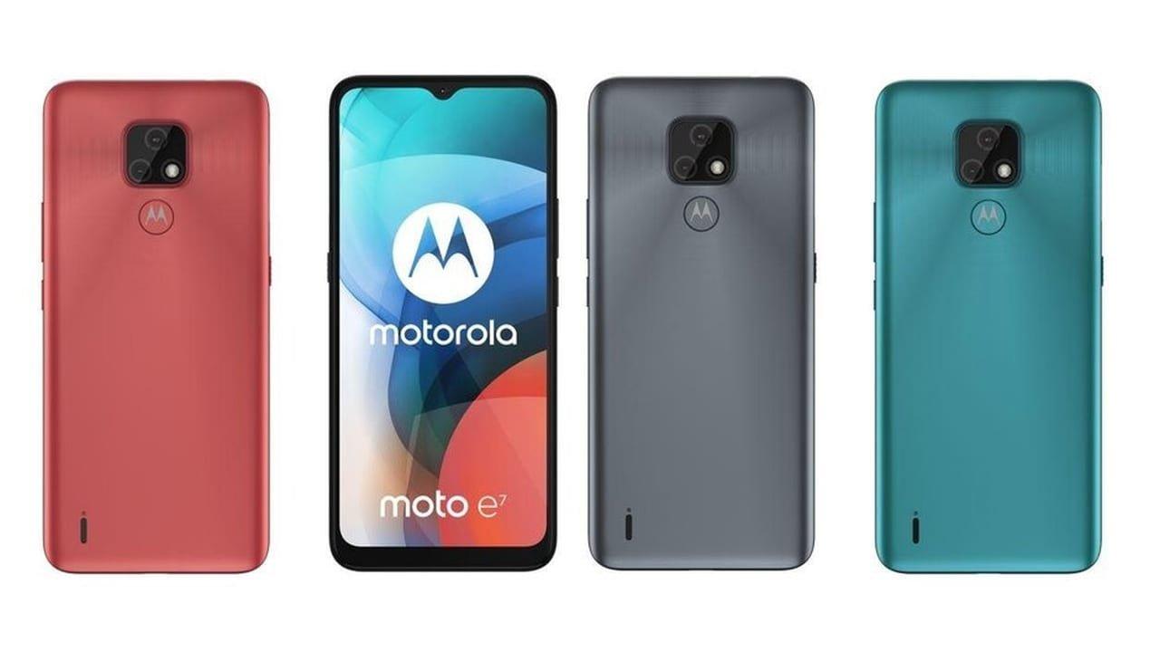 Smartphone a meno di 100 euro? Questo Motorola Moto E7 è strepitoso (foto Motorola)