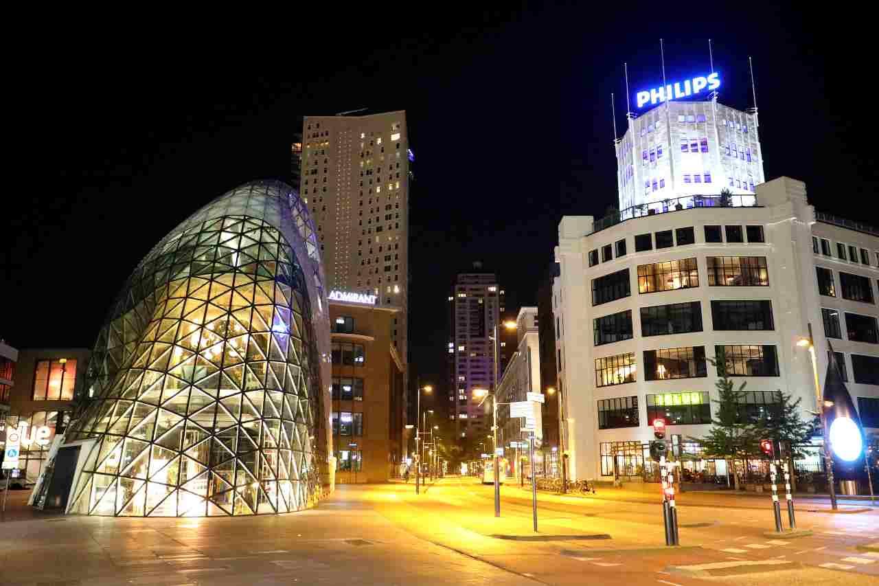Philips, la sede in Olanda (Adobe Stock)