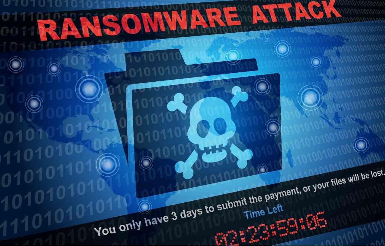 Attacco malware (Adobe Stock)