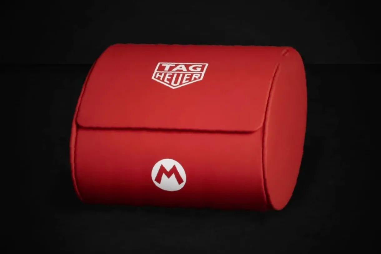 Clamoroso annuncio: arriva l'orologio di lusso Super Mario