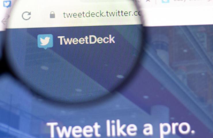TweetDeck (Adobe Stock)