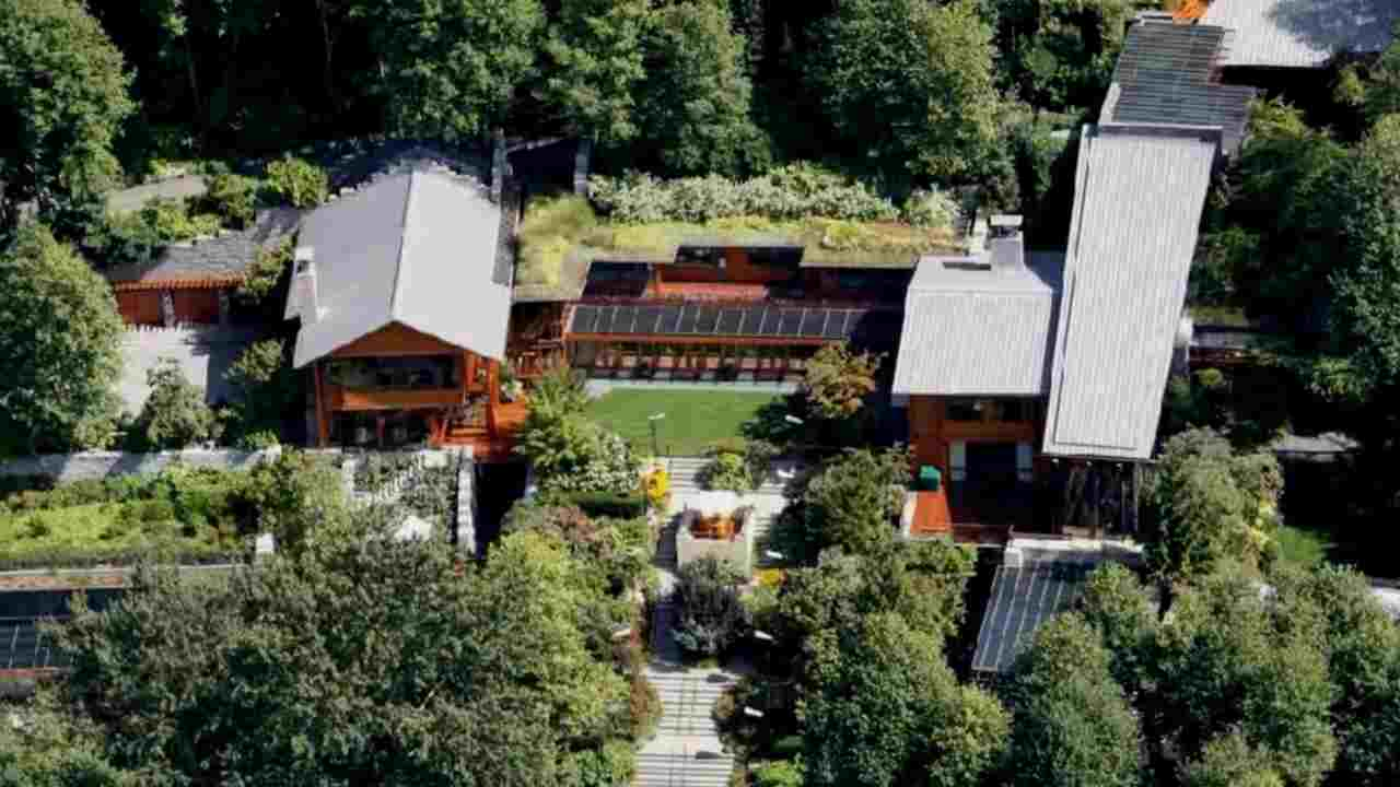 Villa Bill Gates