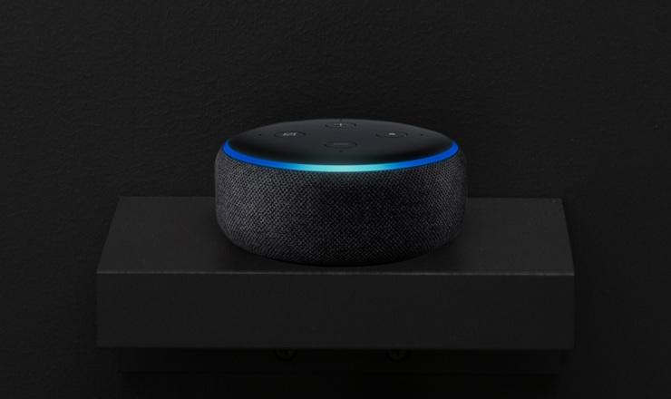 Alexa, Ziggy è la nuova voce maschile (Foto Dell.com)