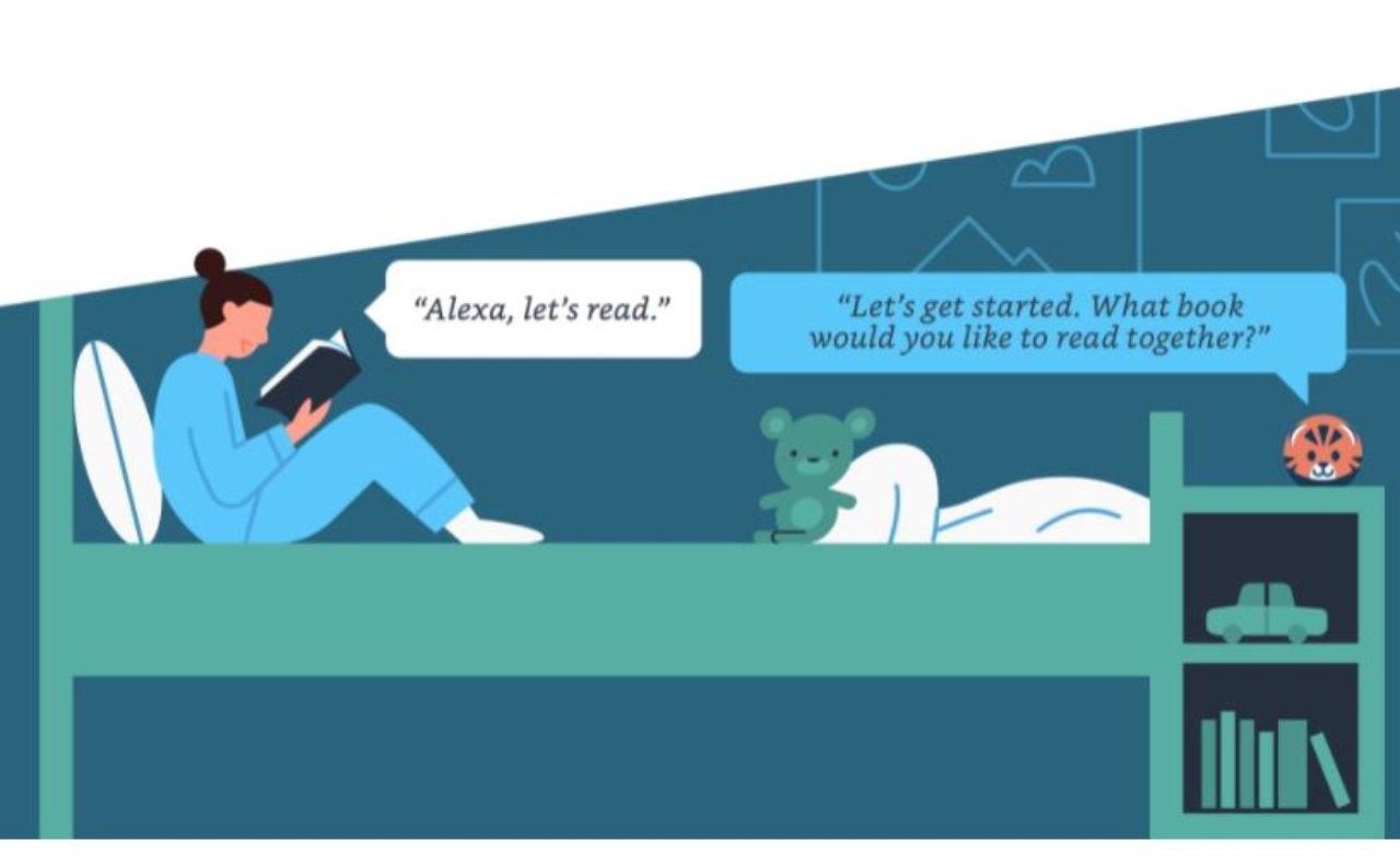 Alexa, la nuova funzione aiuta i bambini a leggere