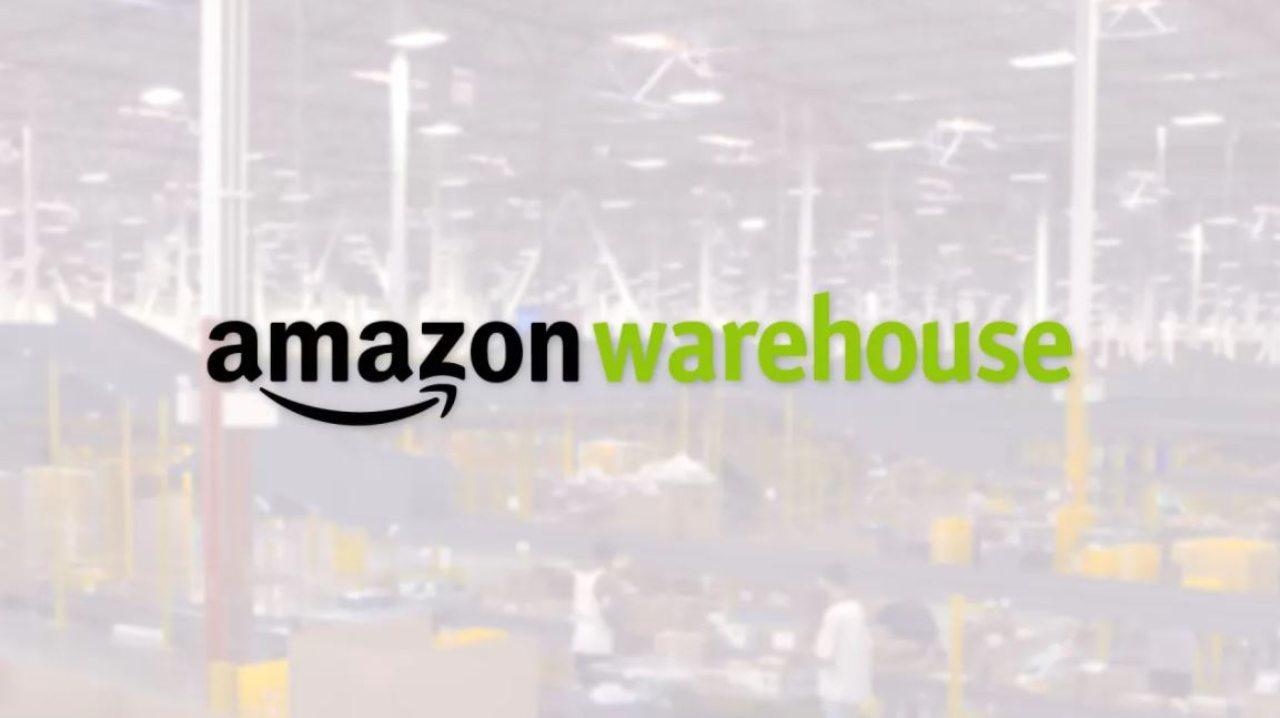 Al via la settimana di sconti Amazon Warehouse