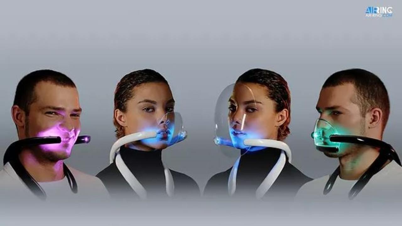 Aria purificata tramite Air-Ring (Foto Air-Ring.com)