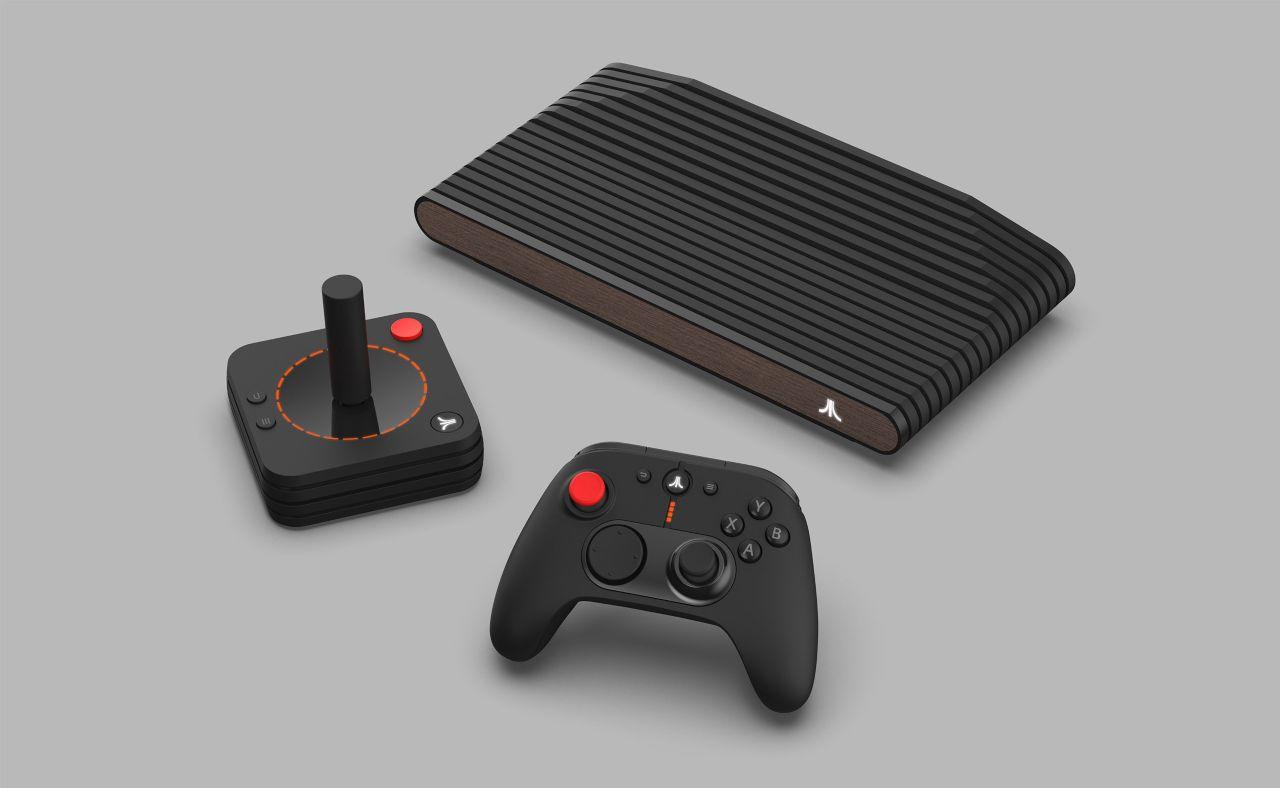 Atari VCS, nuova console (Foto Wired)