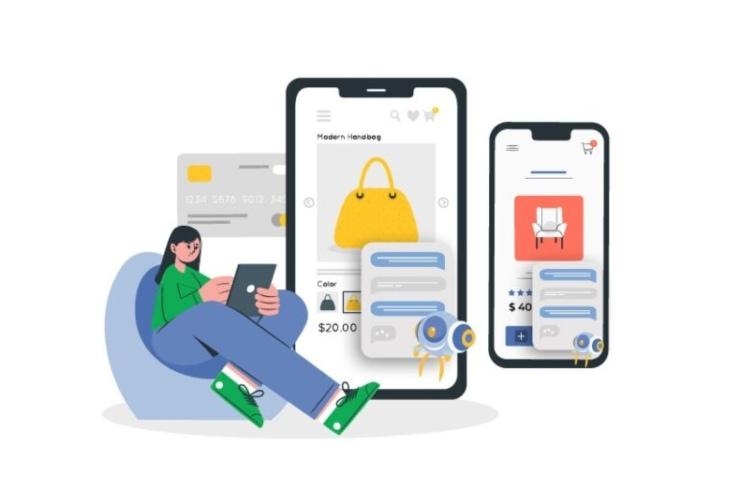 Chatbot e AI, basilari per aziende e-commerce (Foto Visor.ai)